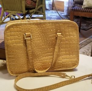 Lord & Taylor Leather Bag